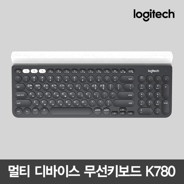 [로지텍코리아] K780 무선 블루투스 멀티키보드, 상세 설명 참조, 상세 설명 참조