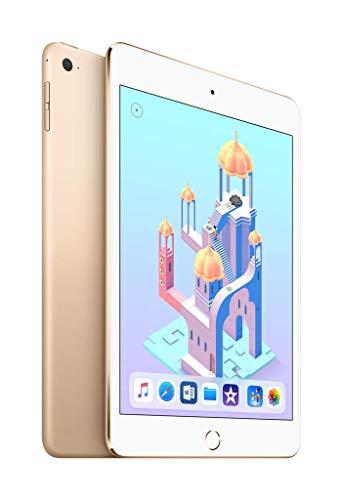 예상수령일 2-6일 이내 Apple (애플) Apple iPad mini 4 (Wi-Fi 128GB) - 골드 (4 세대) B015O0O3R6 일본, Gold, 상세 설명 참조0