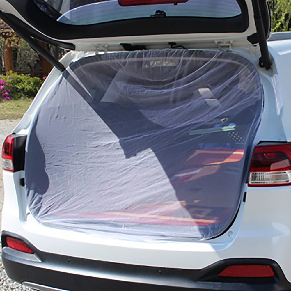브린코 차박 차량용 트렁크 모기장 방충망
