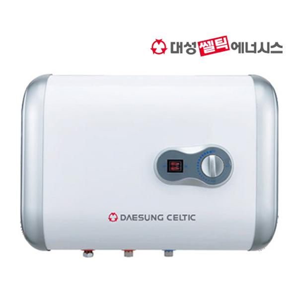 대성쎌틱 하향식 벽걸이형 스텐 전기온수기 순간온수기업소용(감압밸브포함), RZB30 (스텐) 30L 감압밸브포함