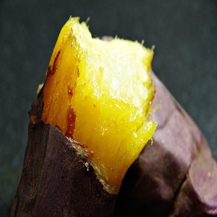 구워먹는 해남 햇 꿀 밤고구마, 10kg 한입