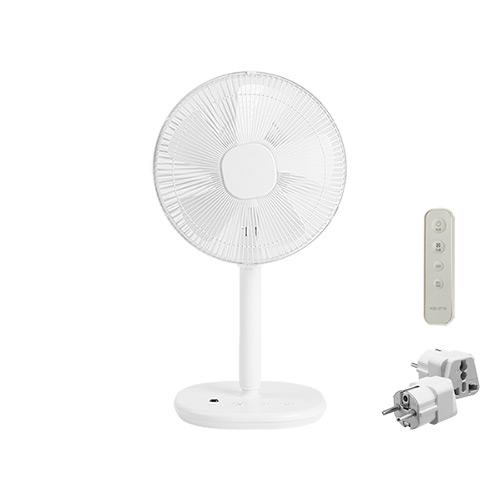 플러스마이너스제로 리빙팬 XQS-Z710 저소음 선풍기 리모컨, 화이트 (POP 5679400238)