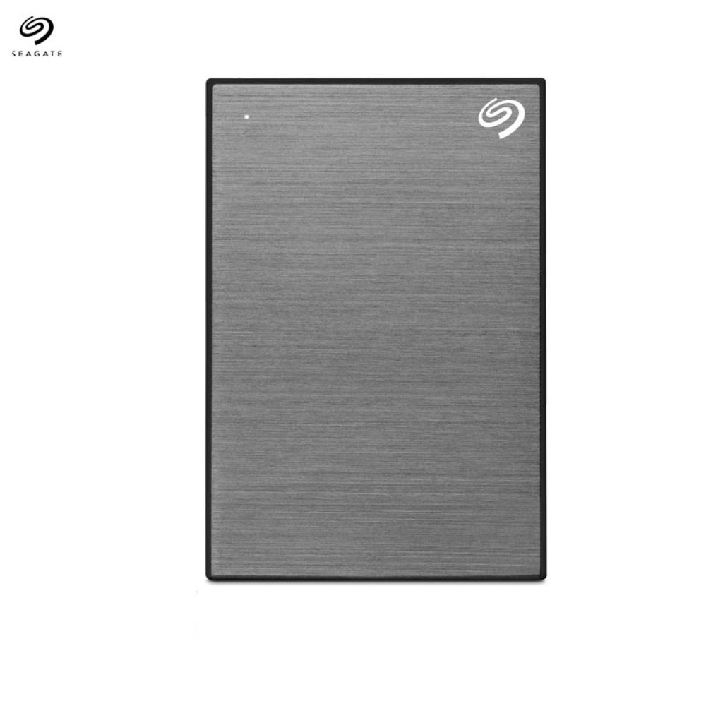 씨게이트 외장하드 이동 하드디스크 1테라 USB3.0 STDR1000 1T, 그레이, 1TB