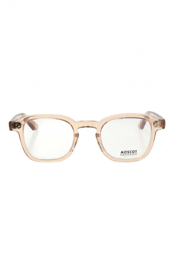 Moscot 'Momza' optical glasses MOMZA 0-0312-01 CINNAMON 150불 이상 주문시 부가세 별도