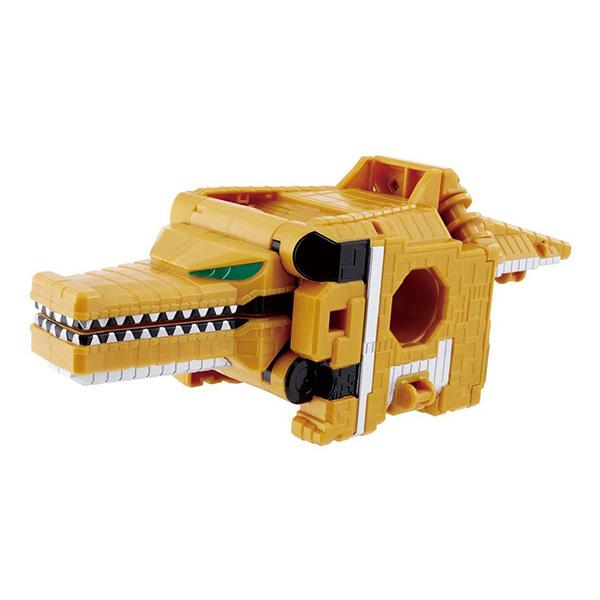 (중고)파워레인저 애니멀포스 큐브 악어 장난감, 파워레인저 애니멀포스 큐브 악어