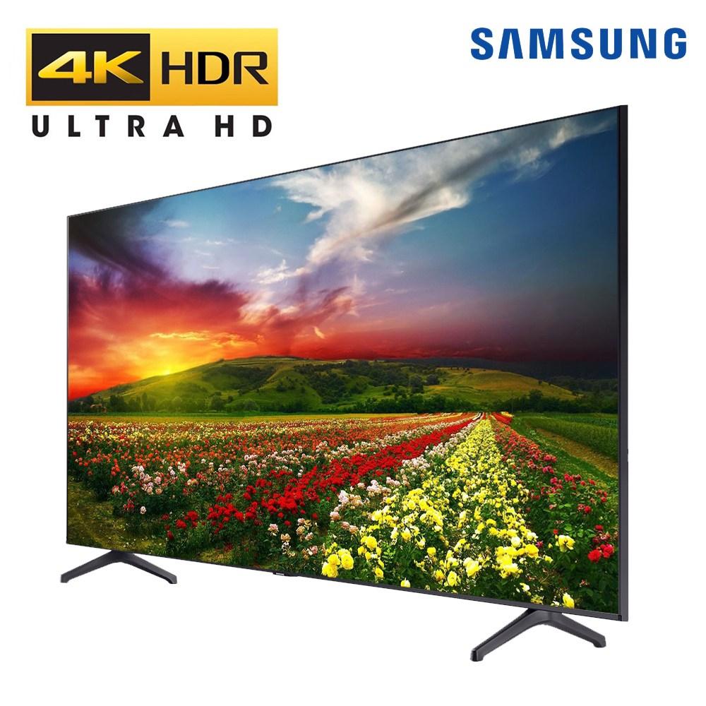 삼성전자 55인치 UHD 4K 비즈니스 TV 무료기사설치