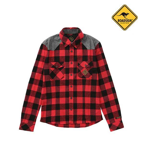 로드사인 [로드사인] P 유니 체크포켓 셔츠-RDSX702A_RE