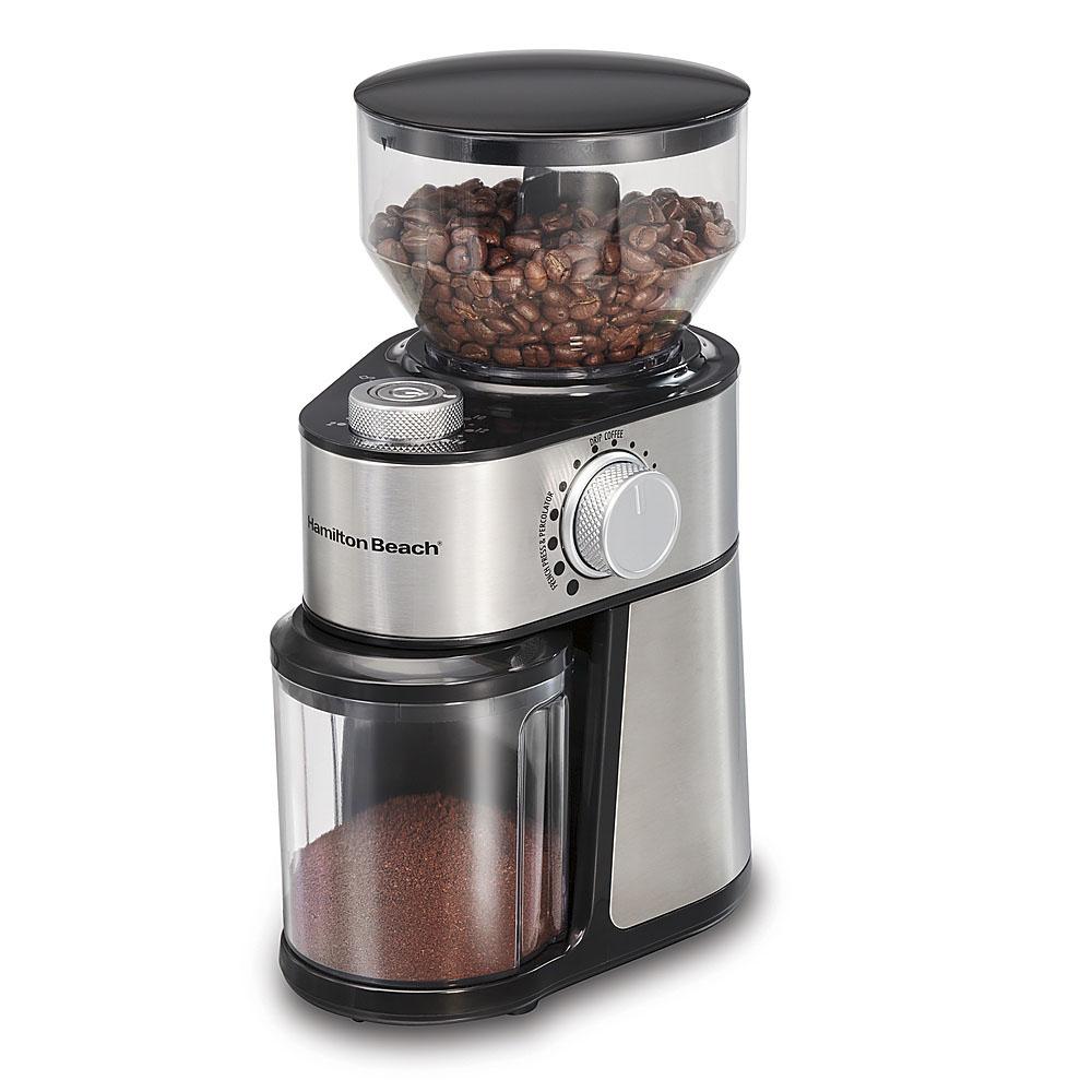 해밀턴비치 버 커피 그라인더 원두분쇄기 473.2ml