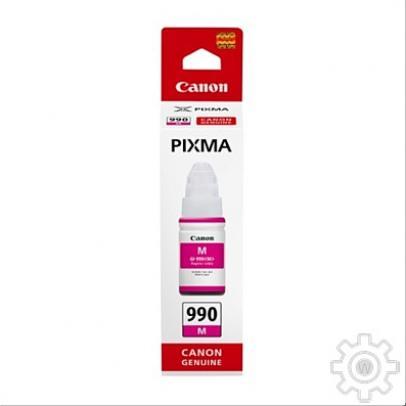 윤성커뮤니케이션 캐논정품 정품무한잉크 GI-990M 빨강 G1910 7 000매 PIXMA G2900 잉크젯 복합기, 해당상품
