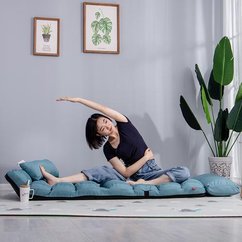 해외 슬립온 소파 다다미 윈도우 누울 의자 1인 접을 수 있는 바닥 누울 의자-64544, 옵션05