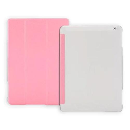 디클 큐브 iplay10 태블릿모드 전용 스탠드커버, 핑크