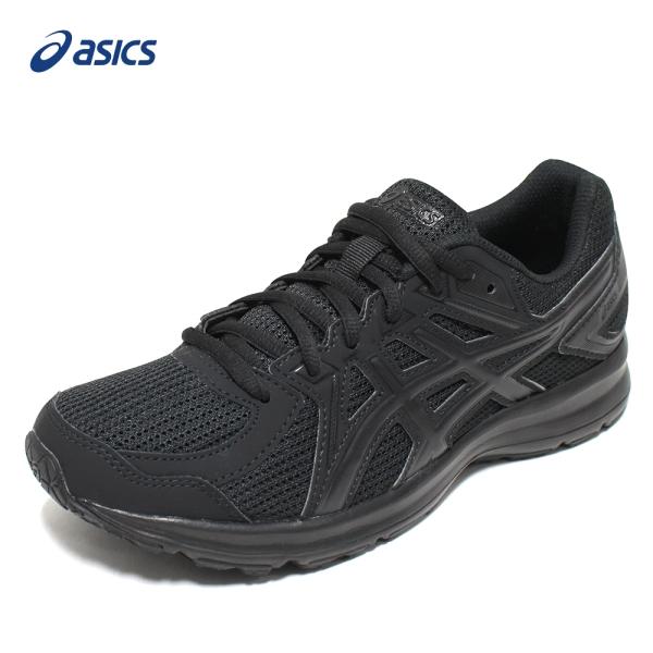 아식스 아식스 조그 100 2 런닝화 올블랙 트리플블랙 남자 여자 운동화 워킹화 신발 TJG138