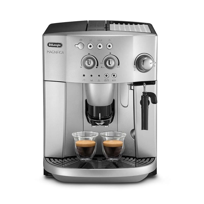 홈커피머신 윤스테이 가정용 자동 드롱기 커피머신 이탈리아 DeLonghi DeLong 수입 ESAM4200.S 펌프 압력 이탈리아 미국식, 은