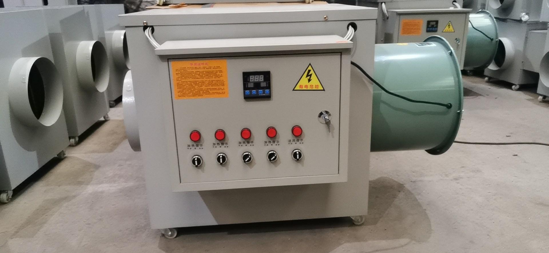 빨래건조기 양식 온풍기 대면적 공업 난방기 건조기, T10-40킬로와트/380볼트