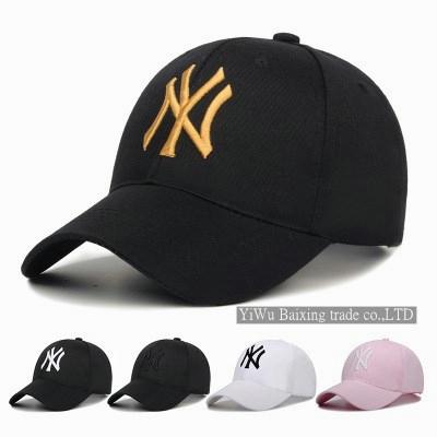 MLB 모자 남성과 여성 봄과 여름 야외 태양 보호 레저 스포츠 여행 야구