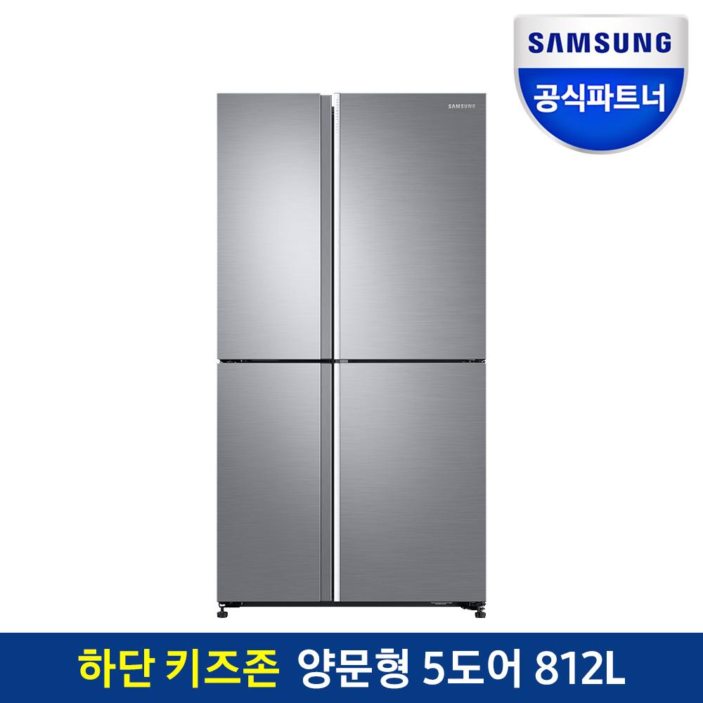 삼성전자 인증점 삼성 양문형냉장고 RH81R9161SL 5도어 푸드쇼케이스