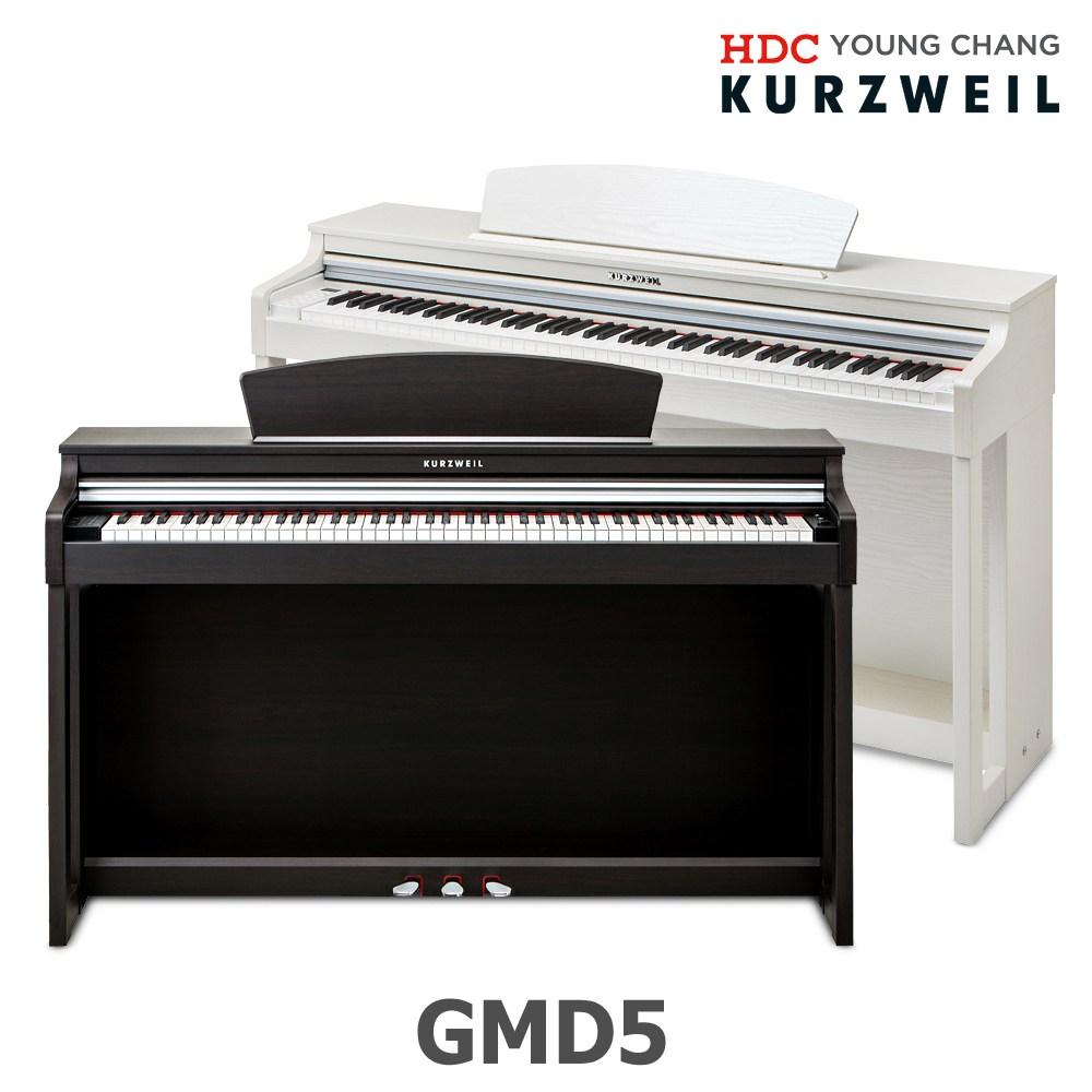 영창 커즈와일 디지털피아노 GMD5 GMD-5 전자피아노, 화이트