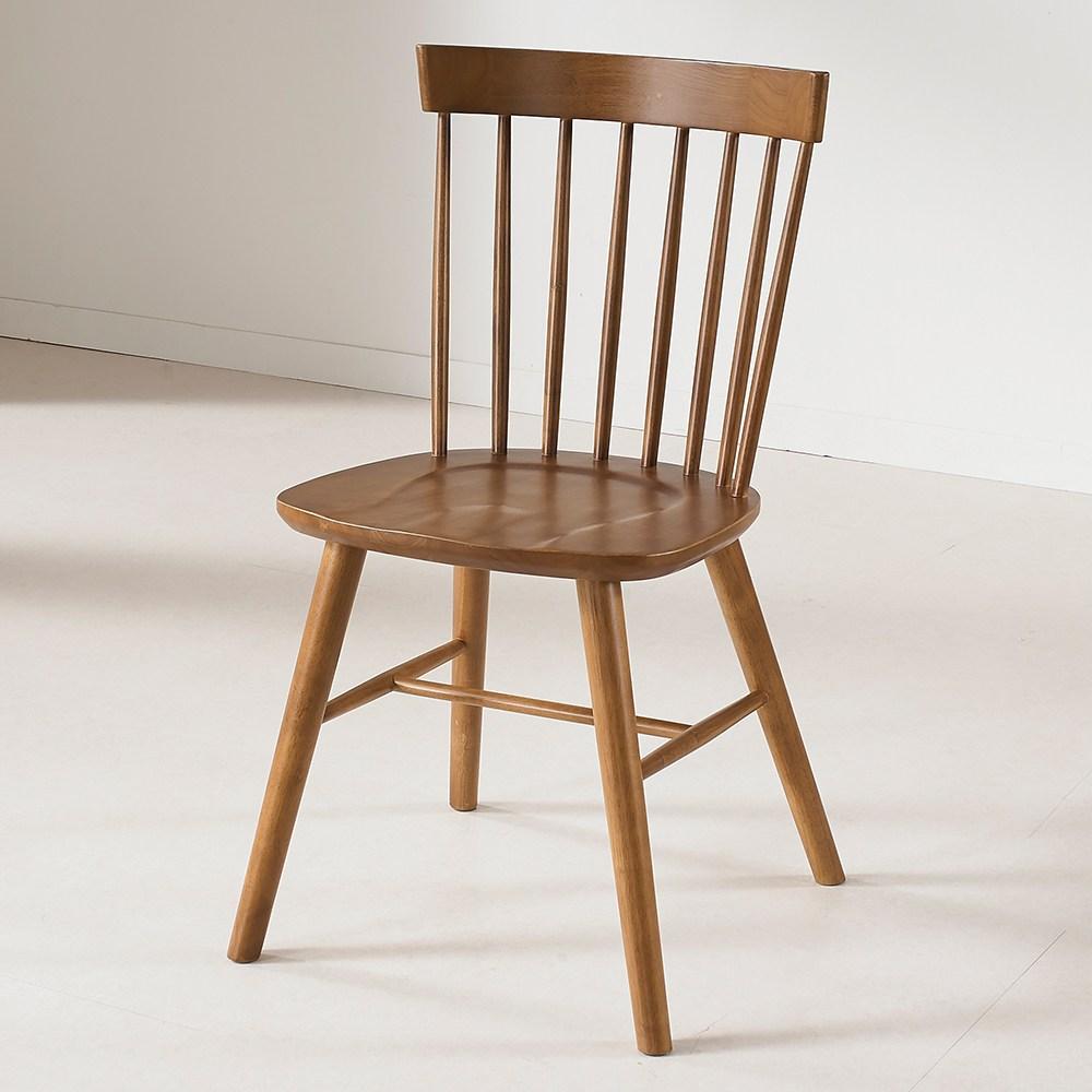 라로퍼니처 헤이즐 원목 식탁의자 카페의자 인테리어의자, 단품