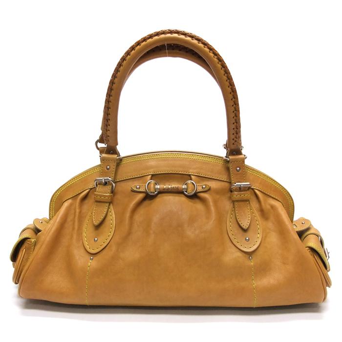 [뉴욕명품] Dior(크리스챤디올) 가방 CFK44542 카멜브라운 원포켓 볼링 토트백