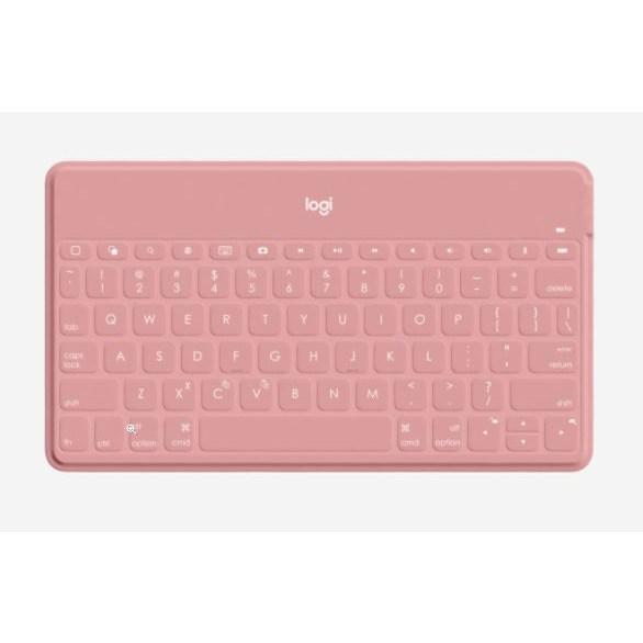 로지텍 키즈투고 울트라 블루투스 키보드 / Logitech Keys-To-Go Ultra-light Portable Keyboard, Stone