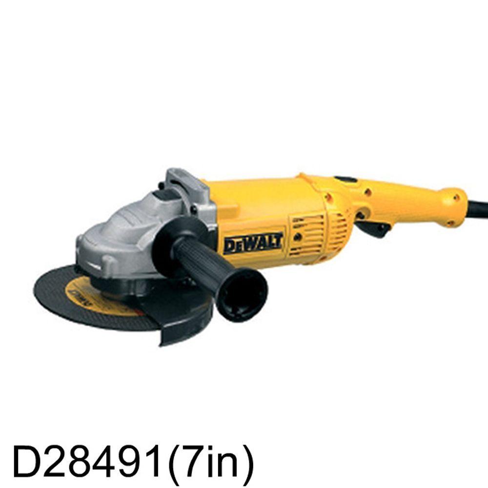 만물상회 디월트 그라인더 D28491 (7in) 전동 그라인더 4in그라인더