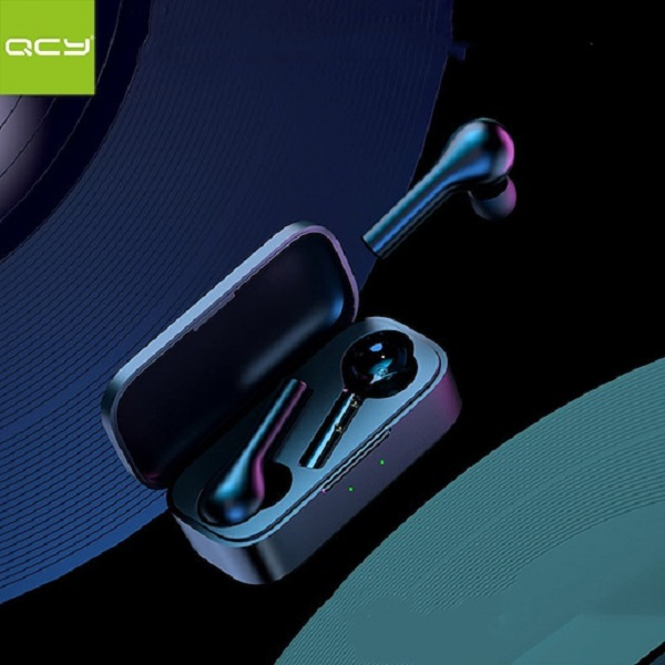 QCY T5 블루투스 무선 이어폰 충전 가능 5.0, QCYT5
