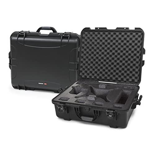 DJI 무인 항공기 방수 하드 쉘 사용자 정의 폼 플러그인 DJI 팬텀 4 팬텀 4 Pro (Pro ) 고급 (고급 ) 팬텀 3 - (945 Phantom 4 Black), 945 Phantom 4, Black