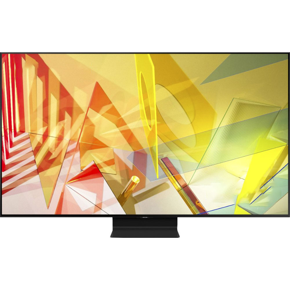 삼성전자 85 인치 클래스 Q90Ta 시리즈 QLED 4K UHD 스마트 타이젠 TV, 스탠드 (POP 5575522194)