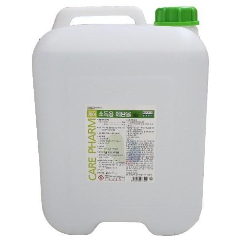 케어팜 소독용에탄올 18리터 (POP 5037168547)