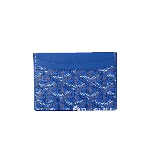 고야드 [고야드] 지갑 카드홀더 생쉴피스 스페셜-블루