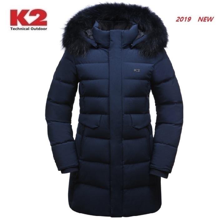 K2 수지 다운 구스다운 앨리스 KWW19544 (N9) 네이비 다운패딩
