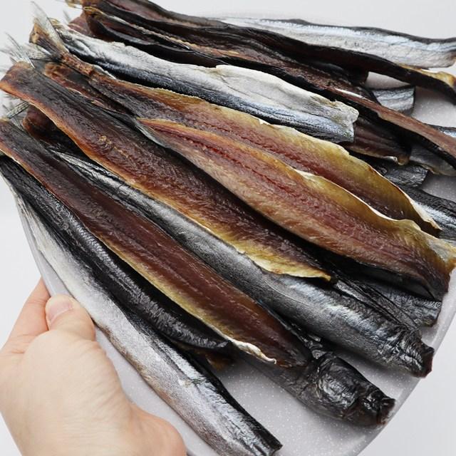 [동해청정] 포항 구룡포 햇 과메기 20마리(40쪽) 종이과메기 반손질과메기, 1개, 680g
