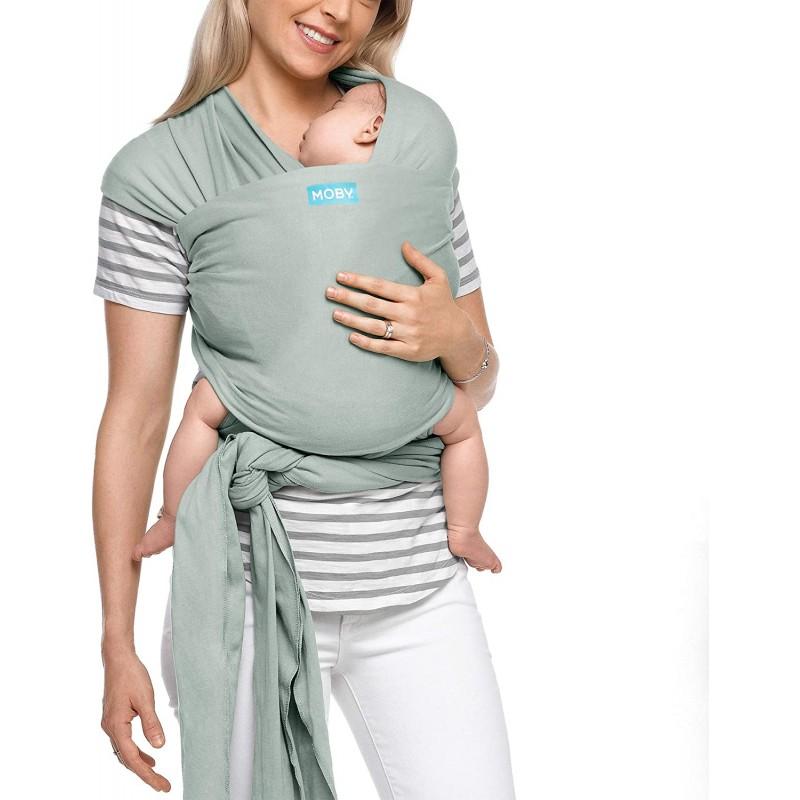 모비 랩 베이비 캐리어 - 리미티드 에디션 컬렉션 - 세이지 브러시 : 아기, 단일옵션