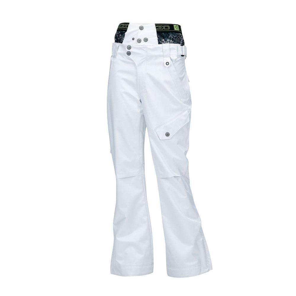 푸조 여성용 스노우보드 하의 백색 N9FZF902-3