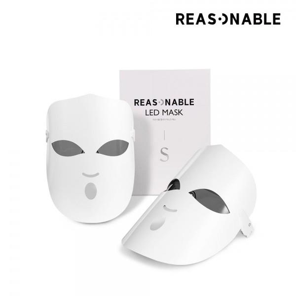보미안 LED마스크 피부홈케어 미용기기, 2개, 리즈너블 LED 마스크 / EL-RBFS-001