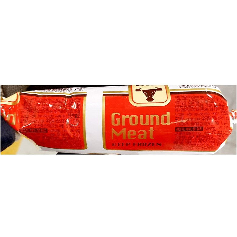 무료 초원 그라운드 민찌 450gX40 | 통조림 부대찌게용