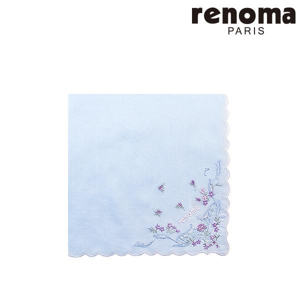 레노마 남녀 나염 자수 손수건(RKO1095)