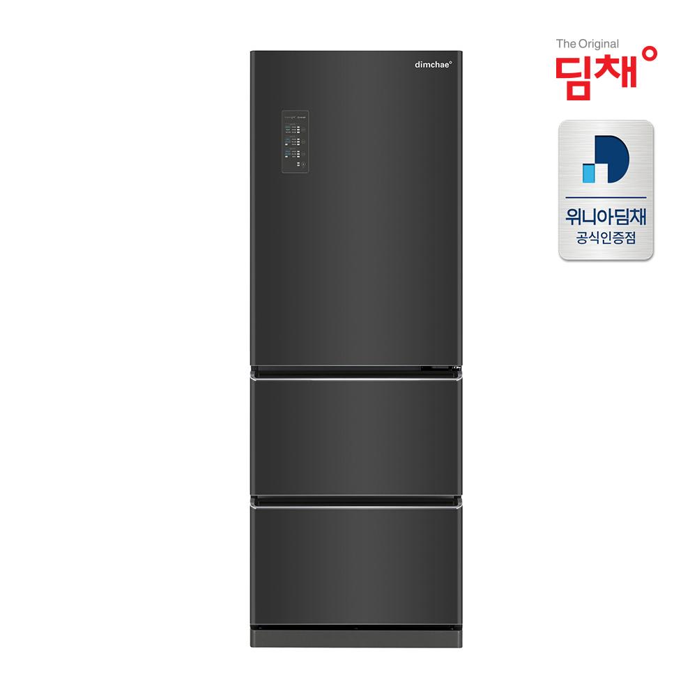 위니아 20년형 딤채 스탠드형 김치냉장고 EDT33DFRZBT