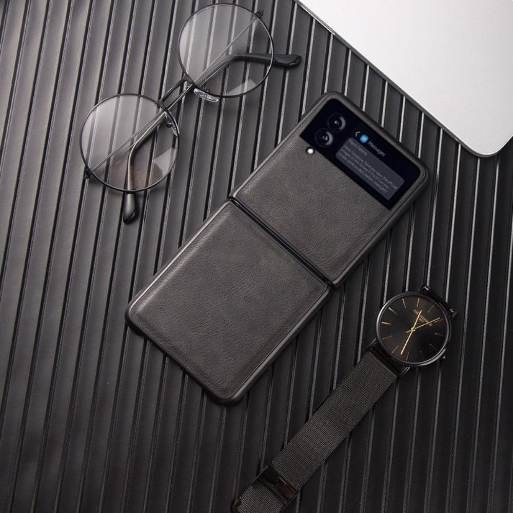 갤럭시 Z플립3 폴드 제트 Z 플립 3 케이스 항공배송 Galaxy Flip 소가죽 가죽-10-6048027129