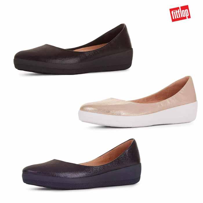 [해외정품]핏플랍 글리츠 발레 플랫 슈즈 Glitzy Ballet Flats