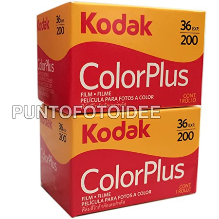 Shop 2Rolls Kodak Color Plus 35mm 20036Pack of 2. Film Photography. Free delivery and returns on e, 상세 설명 참조0