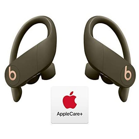 Beats 파워비츠 프로 완전 무선 이어폰 - 애플 h1 칩 - 애플케어+ 묶음이 있는 이끼 PROD360004507, 상세 설명 참조0, One Color
