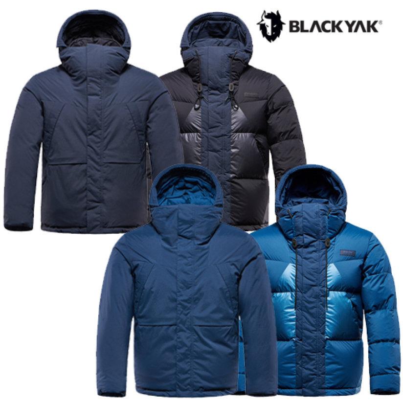블랙야크 [[ 이월 초특가 77% 세일!!!]] 양면 착용 가능한 남성 다운자켓 [ 거위 털 ] M파라곤S리버시블다운자켓#1