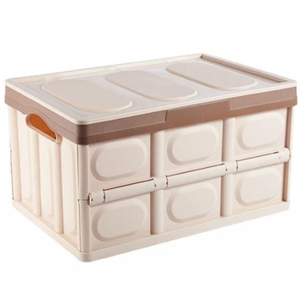 캠핑박스 접이식폴딩박스 트렁크정리함 차박 테이블 수납박스 다용도보관함, 1개, 수납함(대)