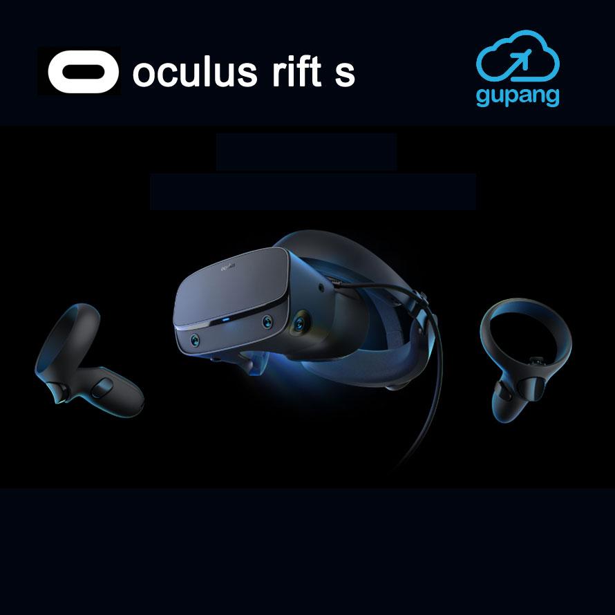 오큘러스 리프트 에스 Oculus Rift S - 가상현실 VR 추가금X, Rift-S