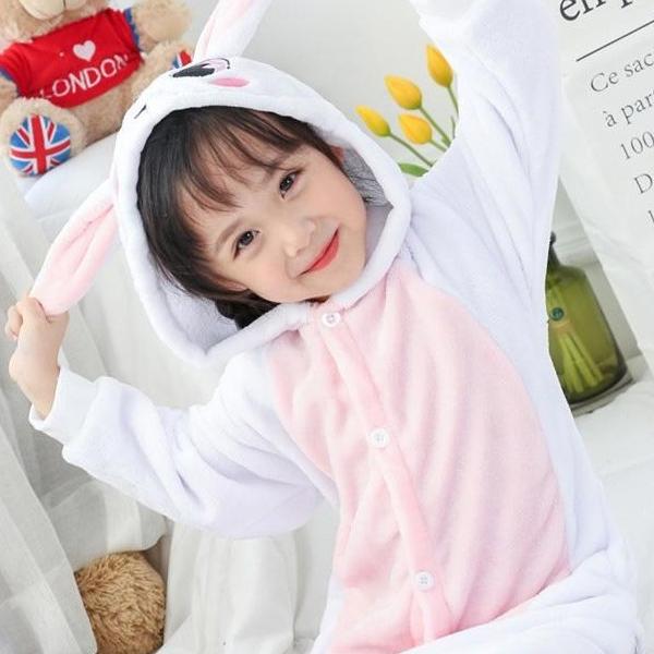 맘앤대디 어린이 동물잠옷토끼
