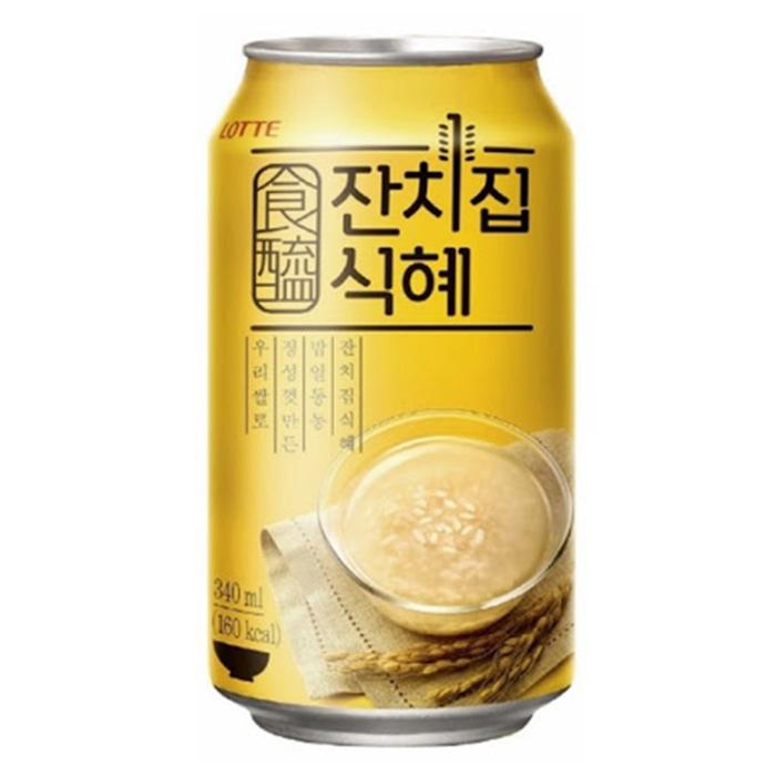 잔칫집 식혜 340mlx24캔, 2박스