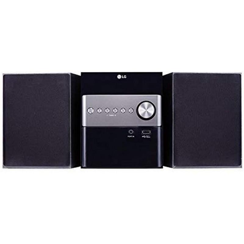 COMPACT 스테레오 LG전자 CM1560DAB 디지털 라디오 미니 하이파이 시스템, 단일옵션, 단일옵션