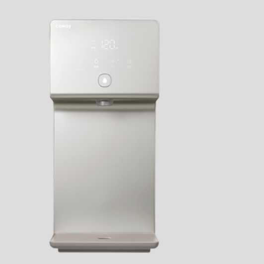 CP-7210N 코웨이 아이콘 정수기 냉수 정수 렌탈가능, 오트밀 베이지