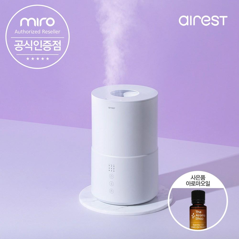미로 에어레스트 AR02 초음파 가습기 공식판매점, 에어레스트_AR02
